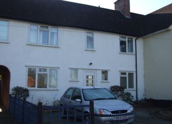 Thumbnail 3 bed terraced house to rent in West View, Letchworth Garden City