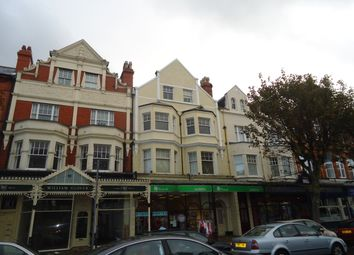 Thumbnail 1 bed flat to rent in Vaughan Street, Llandudno