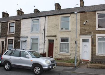 Thumbnail 2 bed terraced house for sale in Barnes Street, Church, Accrington