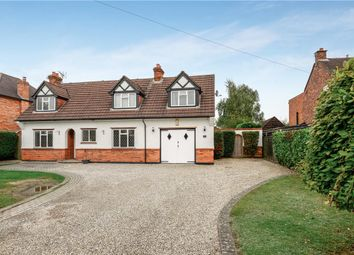 Thumbnail 5 bedroom detached house for sale in Butts Hill Road, Woodley, Reading