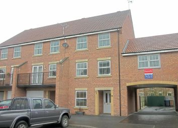 Thumbnail 4 bedroom terraced house to rent in Othello Drive, Chellaston, Derby