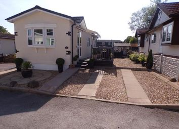 Thumbnail 1 bed mobile/park home for sale in Miners Walk, Wood End, Atherstone