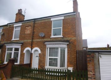 Thumbnail 2 bed end terrace house to rent in Cromwell Street, Gainsborough