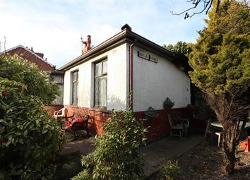 Thumbnail 2 bed bungalow for sale in Barclay Avenue, Blackpool