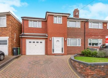 Thumbnail 5 bedroom semi-detached house for sale in Fordbrook Lane, Pelsall, Walsall
