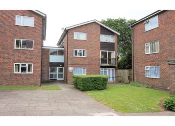 Thumbnail 3 bed flat for sale in Homer Close, Gosport
