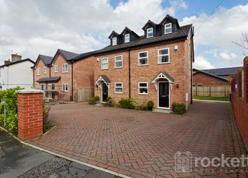 Thumbnail 3 bed semi-detached house to rent in Village Close, Scholar Green, Staffordshire