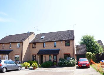 Thumbnail 3 bed end terrace house for sale in Caprice Close, Middleleaze, Swindon