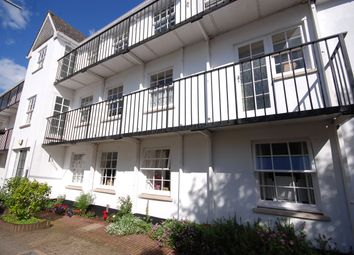 Thumbnail 2 bed flat for sale in Underhill Terrace, Topsham, Devon