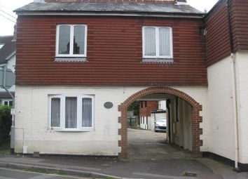 Thumbnail 1 bed flat to rent in 1 Windsor Road, Petersfield