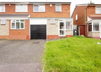 Thumbnail 3 bed semi-detached house to rent in Malvern Road, Handsworth, Birmingham