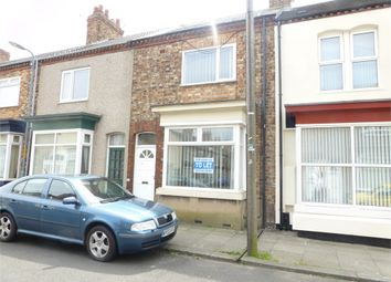 Thumbnail 3 bedroom terraced house to rent in Cheltenham Avenue, Thornaby, Stockton-On-Tees