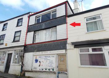 Thumbnail 2 bed flat for sale in Lower Lux Street, Liskeard, Cornwall