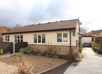 Thumbnail 2 bed semi-detached bungalow for sale in Keats Close, Nuthall, Nottingham