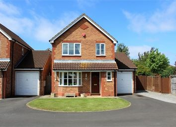 Thumbnail 4 bed detached house for sale in Capell Close, Weston-Super-Mare, North Somerset.