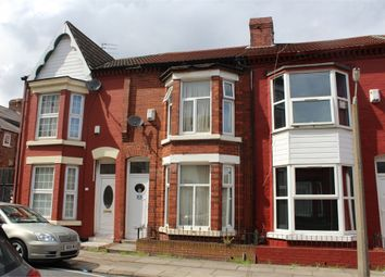 Thumbnail 3 bed terraced house for sale in Ridley Road, Liverpool, Merseyside