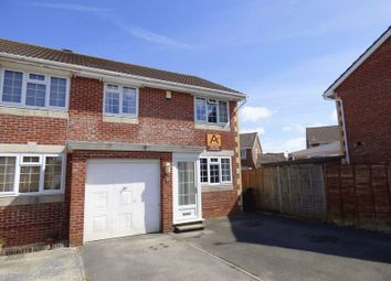 Thumbnail 4 bed semi-detached house for sale in Sophia Gardens, Worle, Weston-S-Mare
