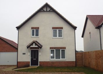 Thumbnail 3 bed detached house to rent in The Roebuck, Little Eriswell, Brandon