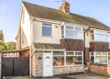 Thumbnail 3 bed semi-detached house for sale in Bridge End Road, Grantham