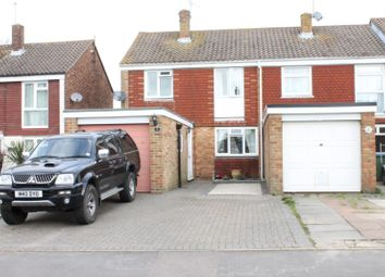 Thumbnail 3 bedroom end terrace house to rent in Oakwood, Partridge Green, Horsham