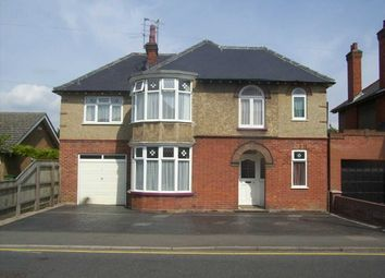 Thumbnail 4 bedroom detached house for sale in Burrowmoor Road, March