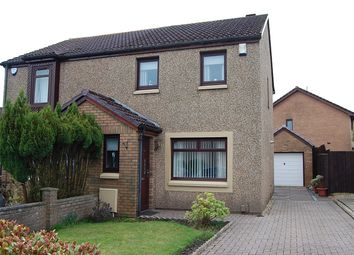 Thumbnail 2 bedroom semi-detached house for sale in Laxdale Drive, Denny