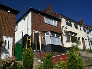 Thumbnail 2 bedroom semi-detached house to rent in Carmodale Avenue, Great Barr