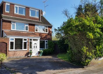 Thumbnail 4 bed detached house for sale in Ivybridge Road, Stivichall, Coventry