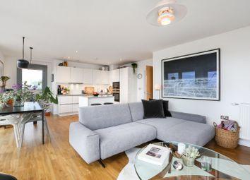 Thumbnail 3 bed flat for sale in Boleyn Road, London