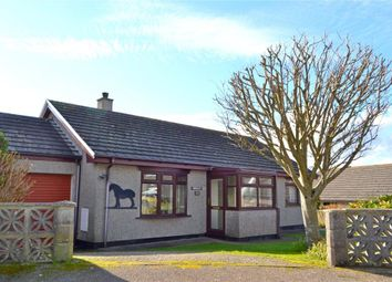 Thumbnail 3 bed detached bungalow for sale in Boscarnek, School Lane, St Erth