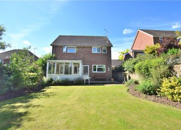 Thumbnail 4 bed detached house for sale in Godfrey Way, Dunmow