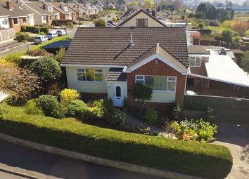 Thumbnail 4 bed detached bungalow for sale in Craig View, Rhos On Sea, Colwyn Bay