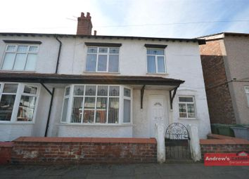 Thumbnail 3 bed semi-detached house for sale in Beckenham Road, New Brighton, Wallasey