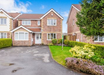 Thumbnail 4 bedroom detached house for sale in Pant Y Dderwen, Pontyclun