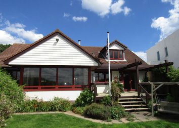 Thumbnail 4 bed detached house to rent in Lagoon Road, Lilliput, Poole