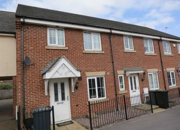 Thumbnail 3 bed town house for sale in Chedington Avenue, Mapperley, Nottingham