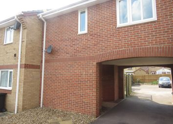 Thumbnail 1 bed terraced house for sale in Thistle Close, Thetford