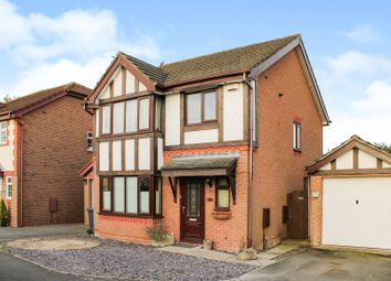 Thumbnail 3 bed detached house for sale in Thyme Close, Littleover, Derby
