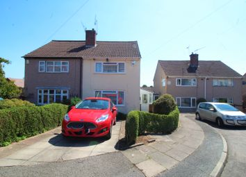 Thumbnail 2 bed semi-detached house for sale in Flaunden Close, Coventry