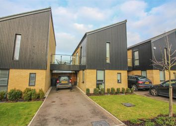 Thumbnail 2 bed link-detached house for sale in Sparrowhawk Way, Newhall, Harlow, Essex