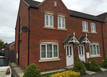 Thumbnail 3 bed detached house to rent in The Wickets, Warsop, Mansfield, Nottinghamshire