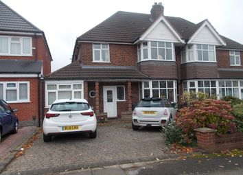 Thumbnail 3 bed semi-detached house for sale in Bromford Road, Hodge Hill