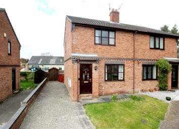 Thumbnail 2 bed property for sale in Jevans Court, Eastgate South, Driffield