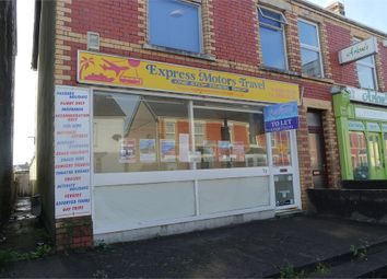 Thumbnail Commercial property to let in Commercial Street, Kenfig Hill, Bridgend, Mid Glamorgan