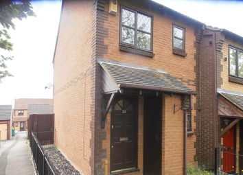Thumbnail 2 bed end terrace house to rent in Bull Close, Chafford Hundred