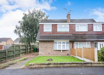Thumbnail 3 bed end terrace house for sale in Cernan Court, Hempshill Vale, Nottingham, Nottinghamshire