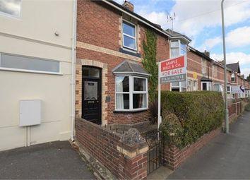 Thumbnail 3 bed terraced house for sale in Keyberry Road, Decoy, Newton Abbot, Devon.