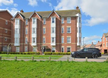 Thumbnail 2 bed flat for sale in Fletton Dell, Woburn Sands, Milton Keynes
