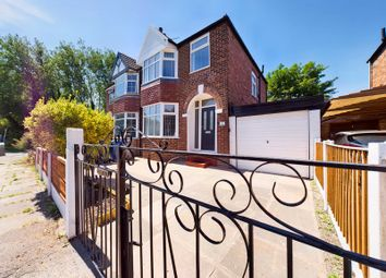 Thumbnail 3 bed semi-detached house for sale in Torbay Road, Urmston, Trafford