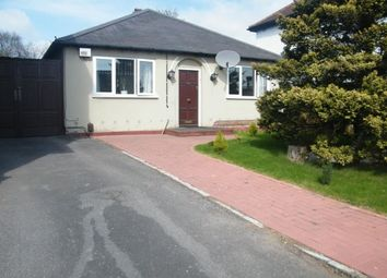 Thumbnail 3 bed bungalow to rent in Lincoln Road North, Birmingham